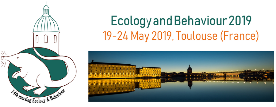 Ecology and Behaviour 2019 - Sciencesconf org